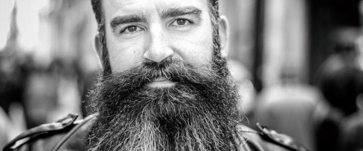 Come coltivare una barba hipster