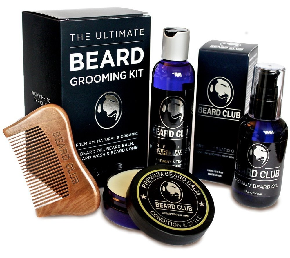 Kit barba: quali sono i migliori e come sceglierne uno