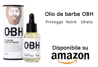 Olio da barba OBH
