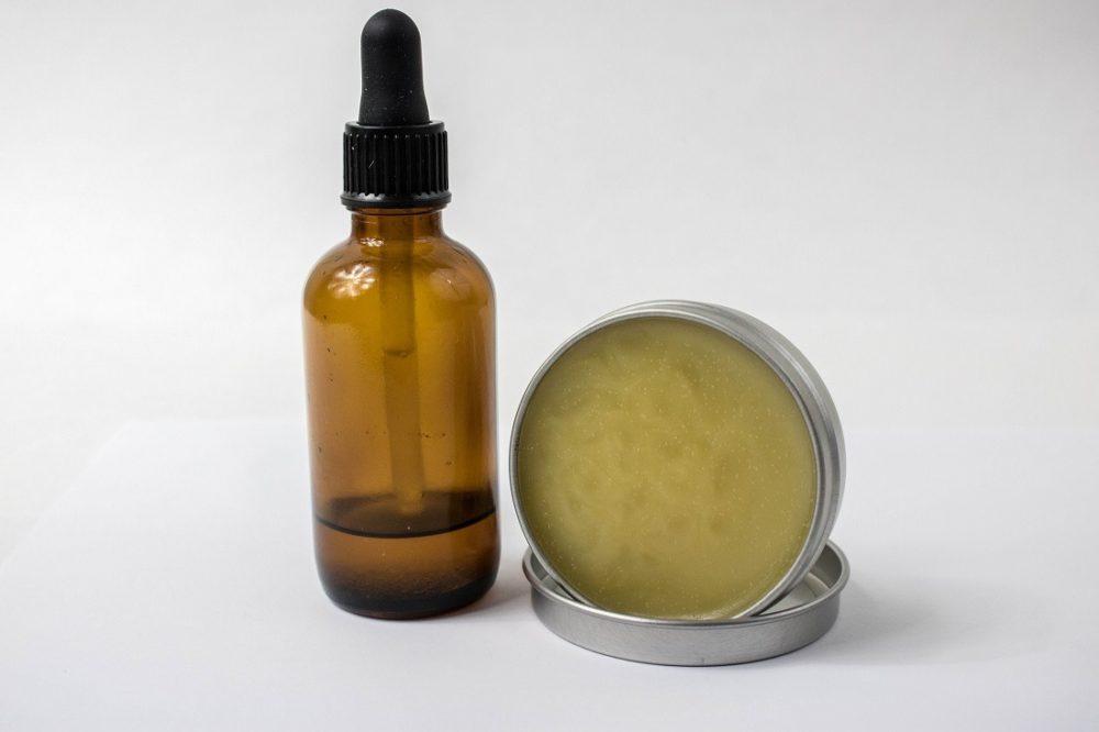 olio e cera da barba