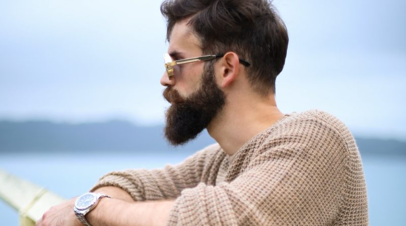 curare la barba