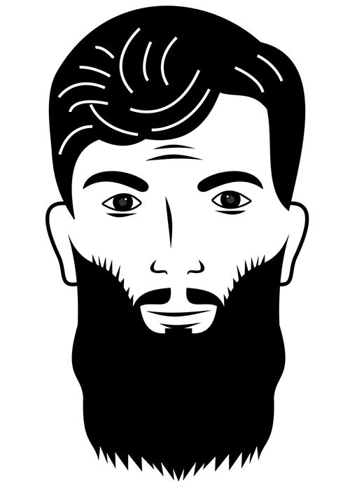 barba incolta