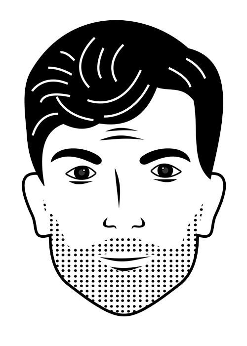 barba stubble