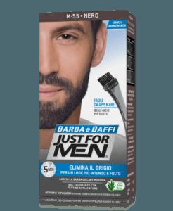 tinta barba just for men