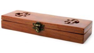 scatola del rasoio donovan