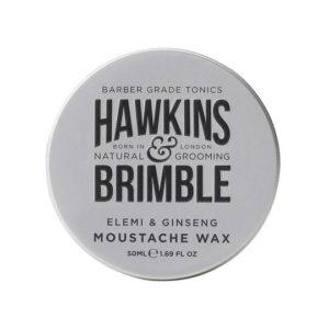 cera per baffi hawkins&brimble