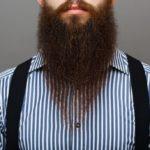 piastra per barba